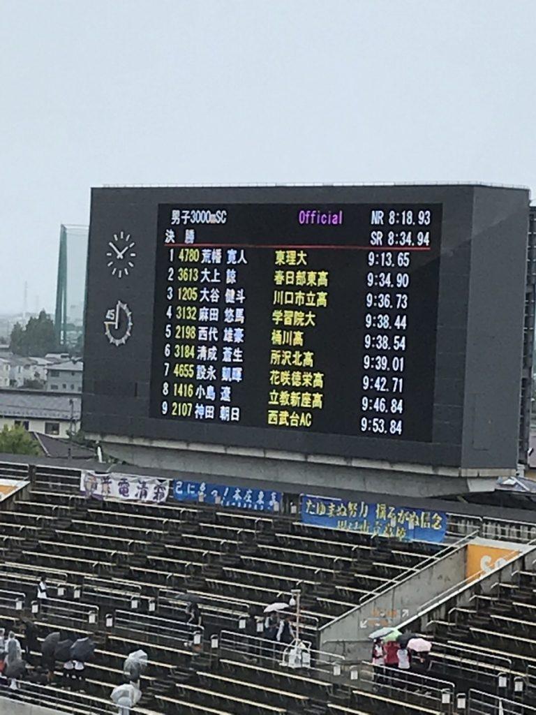 埼玉県選手権報告