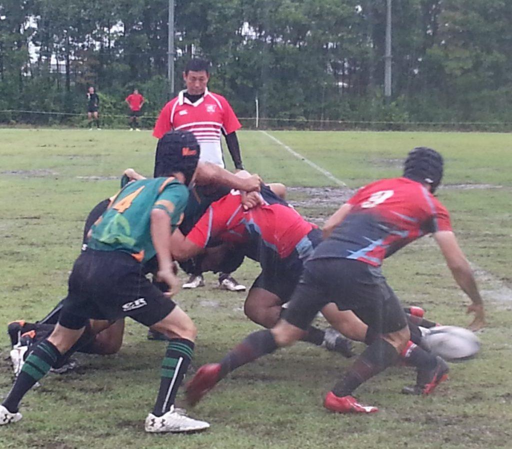 第6回全国高等学校7人制ラグビーフットボール埼玉県大会