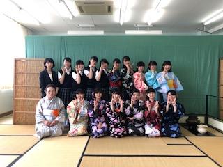 お茶会1日目!(茶道部文化祭)