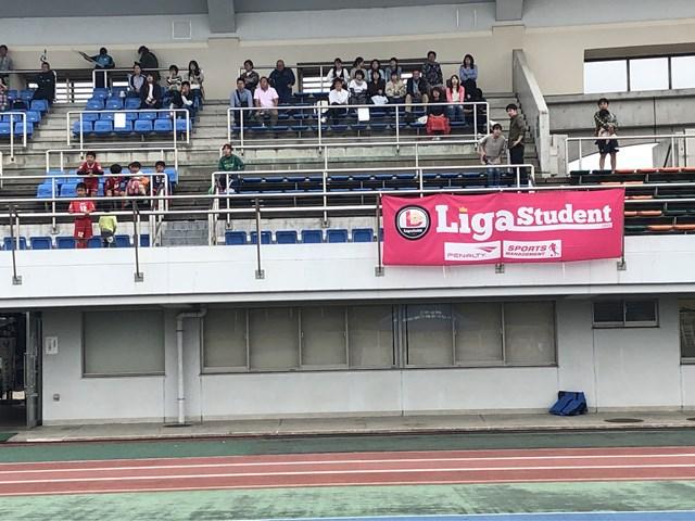 女子サッカー部 関東Liga student 2019結果