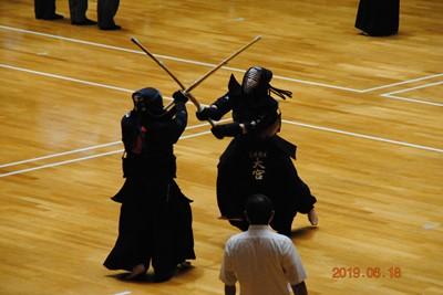 剣道部 インターハイ予選結果