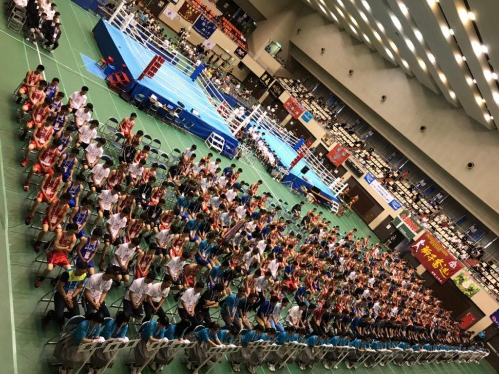 令和元年全国高等学校総合体育大会