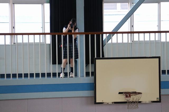 第2学期 始業式を撮影しました