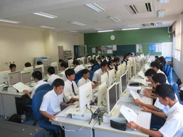 第61回全商情報処理検定試験結果報告