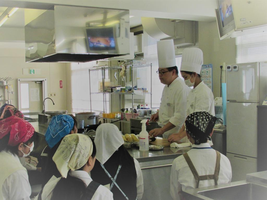 第4回 食育実践科体験