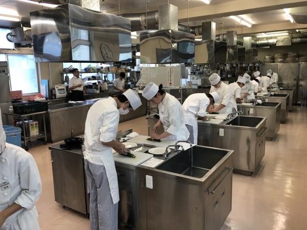 2019年度 第1回 家庭料理技能検定3級2次試験合格