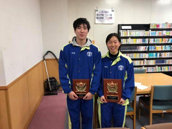 埼玉県SC室内AG水泳競技大会が開催されました。