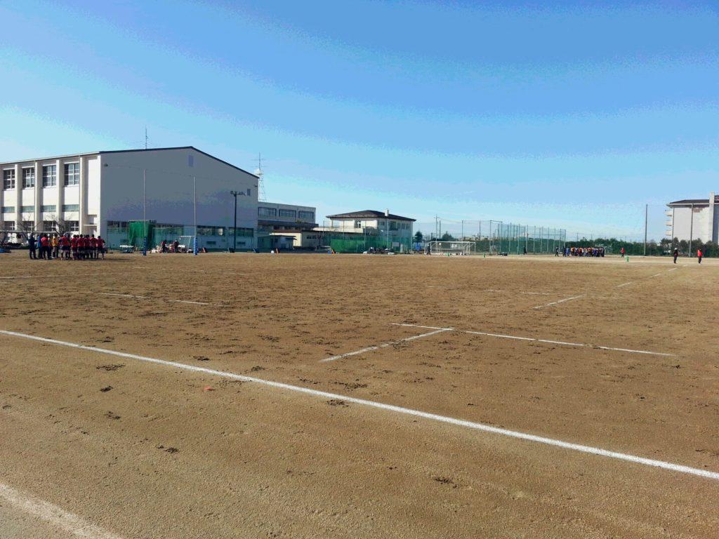 東部地区高等学校ラグビー代表選手選考会
