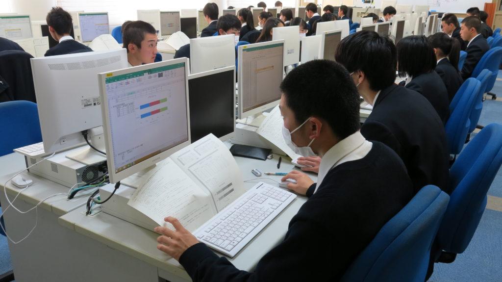 第62回全商情報処理検定試験結果報告