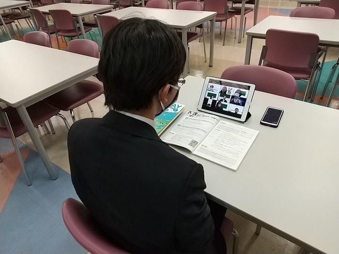 オンライン授業実施に向けて準備中 続報