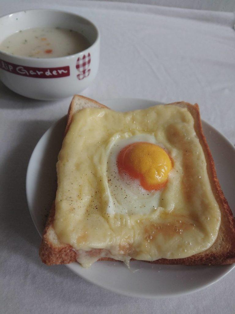 卵料理選手権(カフェ編)