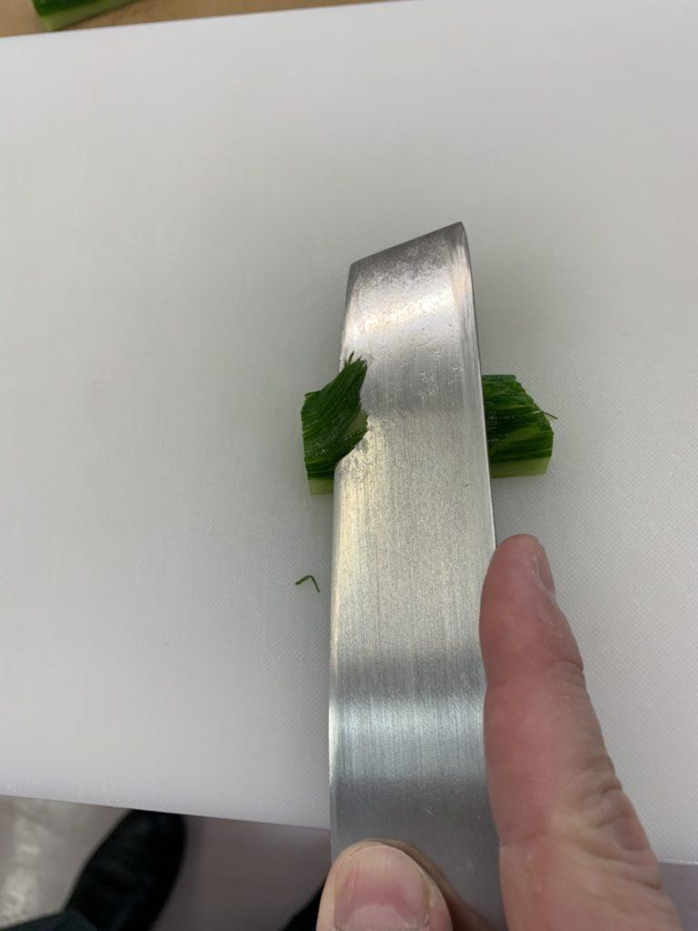胡瓜の飾り切り第三弾 ~松~