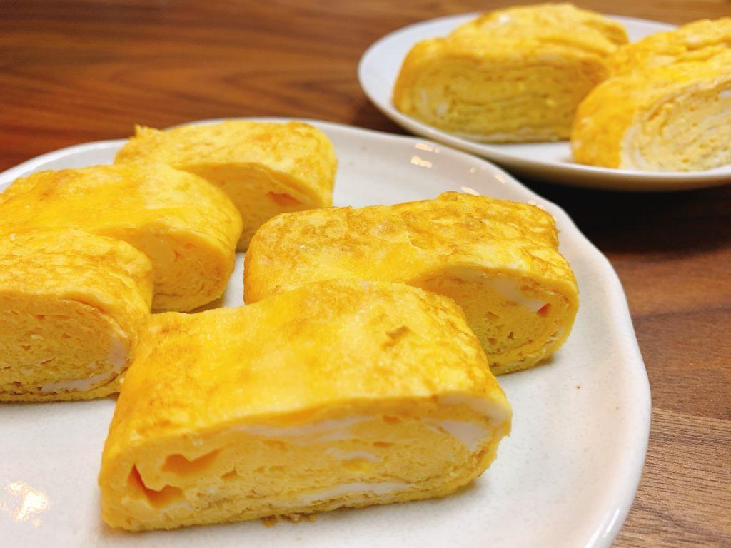 卵料理選手権(お食事編)