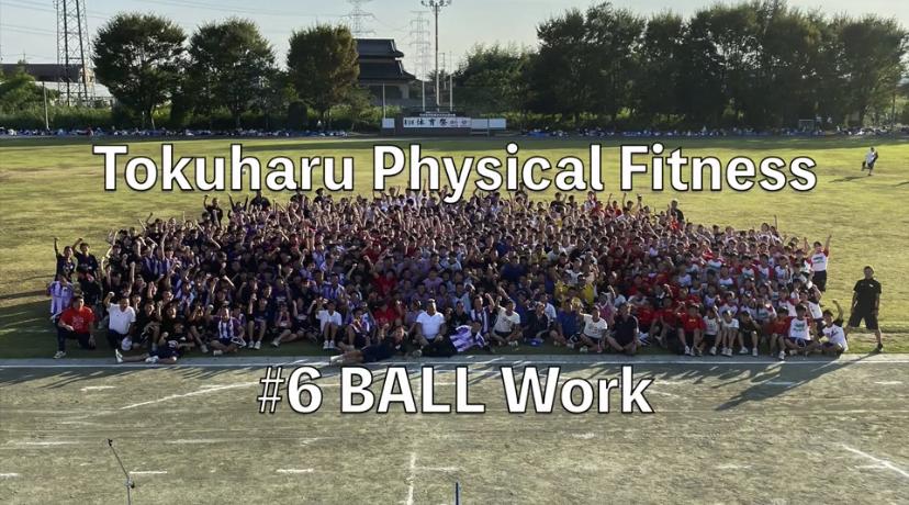 #6 BALL Work