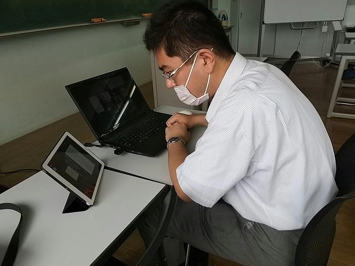 オンライン授業5 ~双方向授業から心を育てる教育の実践へ~