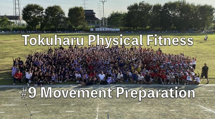 #9 Movement Preparation