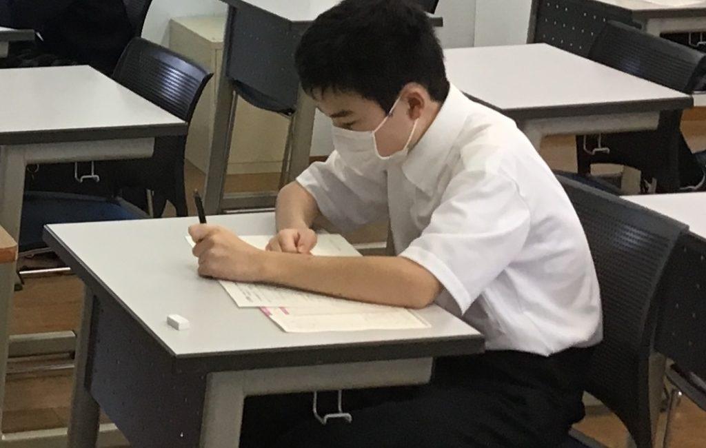 本校普通科の取り組み② 1年 ~PDCAの実践・ベネッセスタディサポート振り返り~