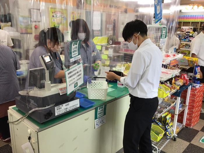 校内コンビニ・ヤマザキYショップ花咲徳栄高校店・営業再開