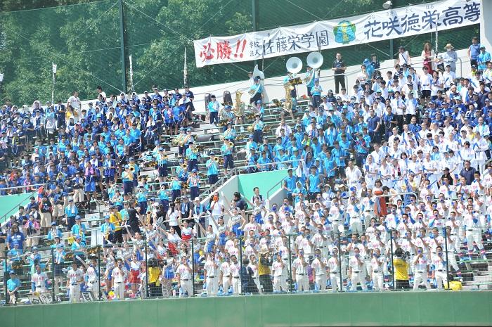夏季埼玉県高等学校野球大会初戦4対1で勝利、東部地区3回戦へ