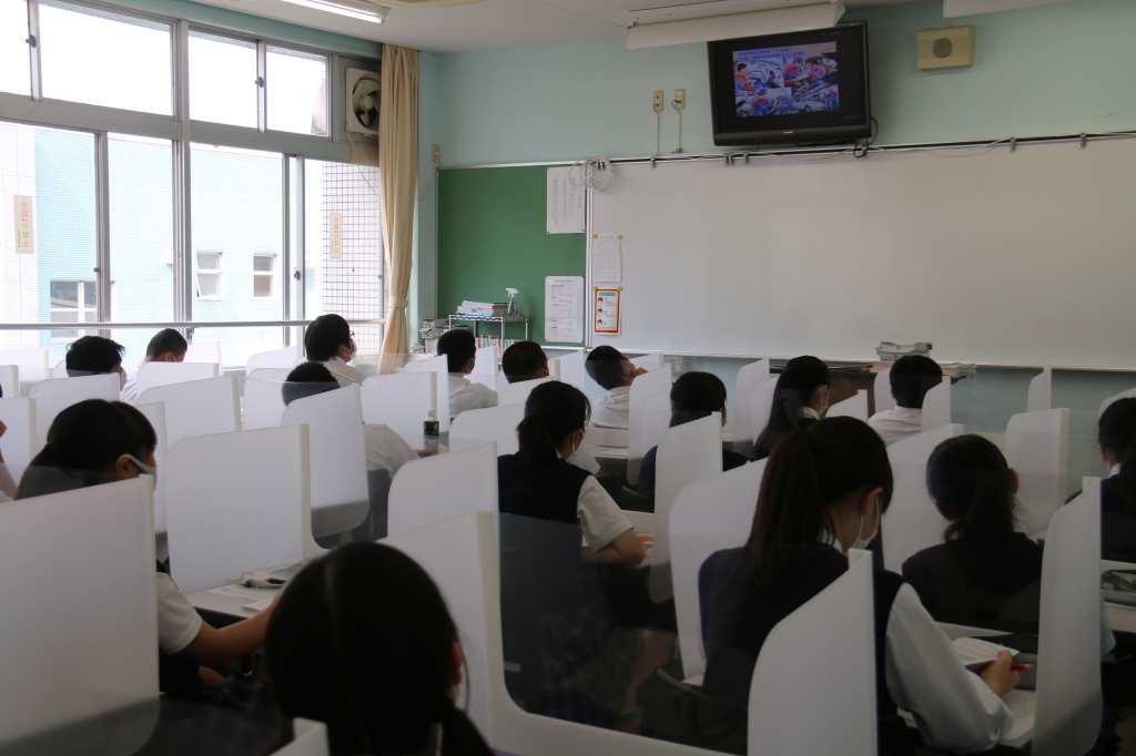 第3学年対象「系列校説明会」実施