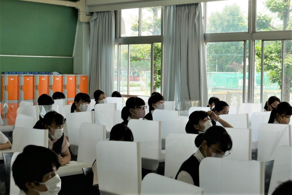 第1学期 終業式