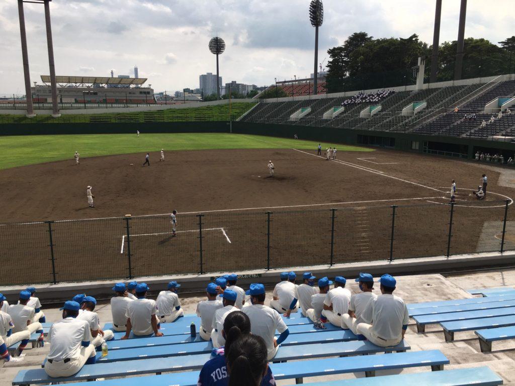 秋季埼玉県高校野球大会3回戦