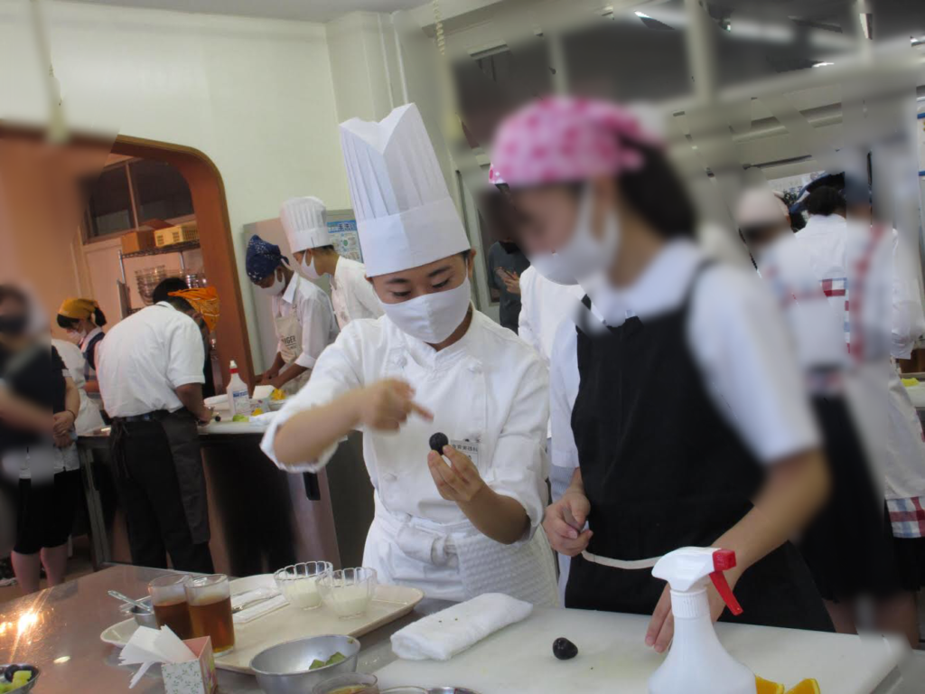 第3回食育実践科体験