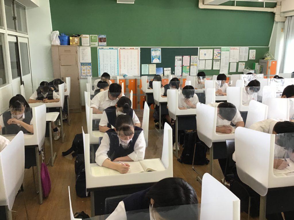 第1回ベネッセ駿台・大学入学共通テスト模試9月実施