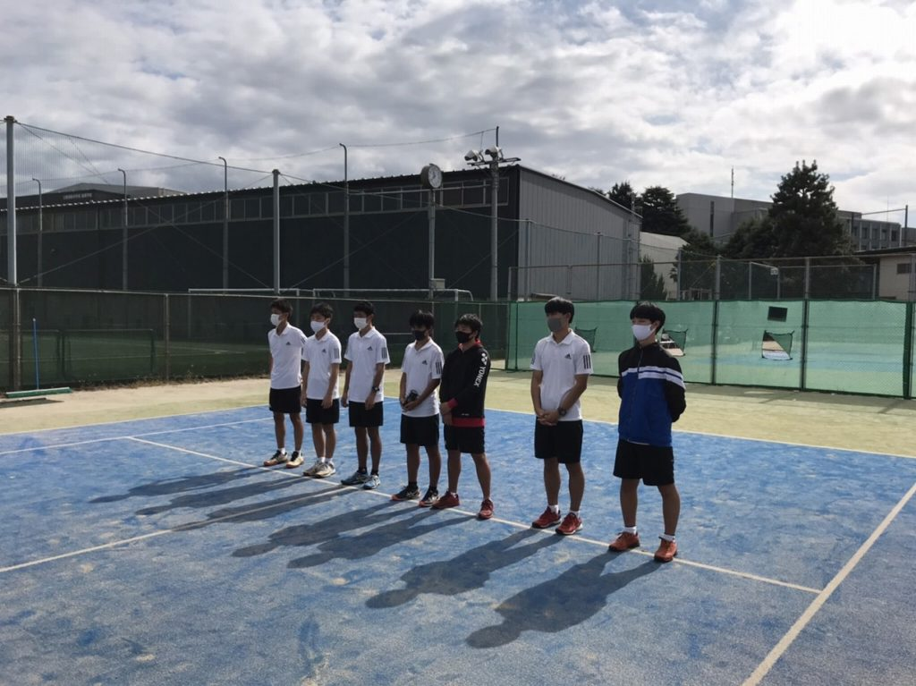 令和2年度 埼玉県新人大会 テニス競技 団体戦