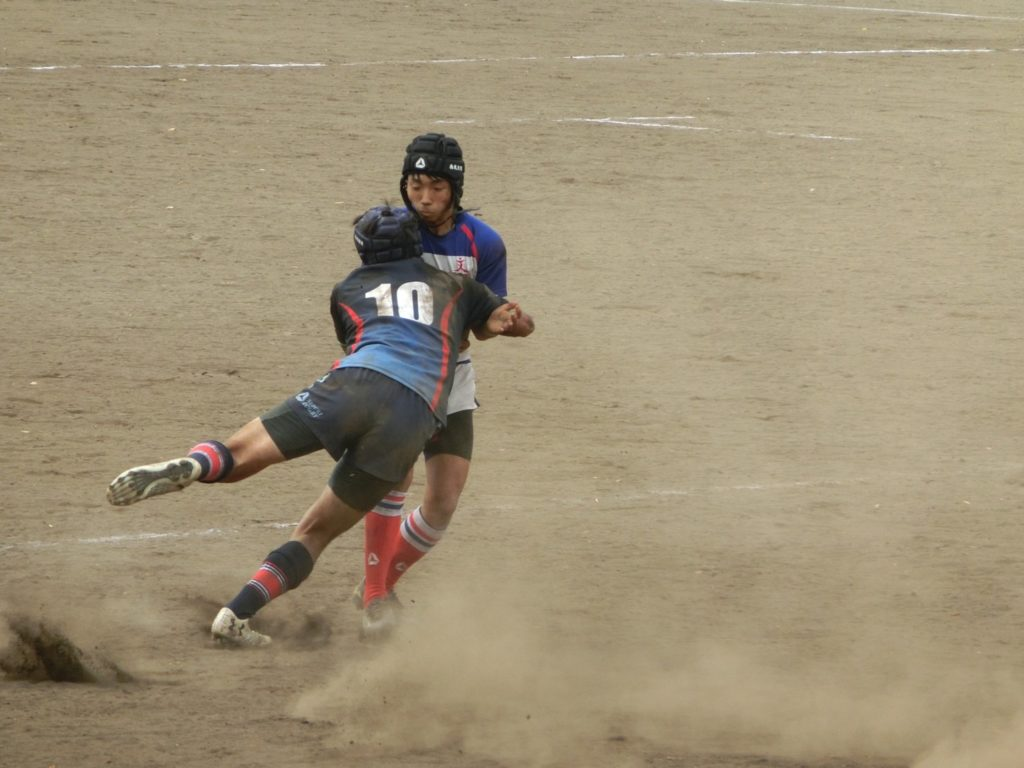 第100回全国高等学校ラグビーフットボール埼玉県大会2回戦