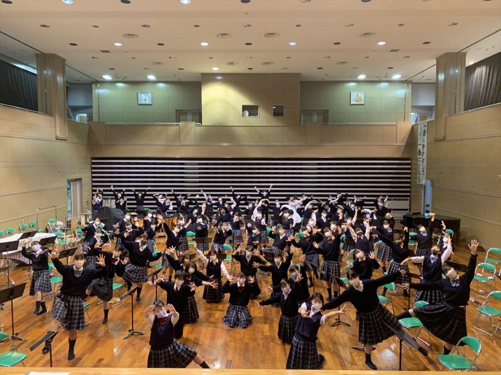 日本管楽合奏コンテスト全国大会出場!