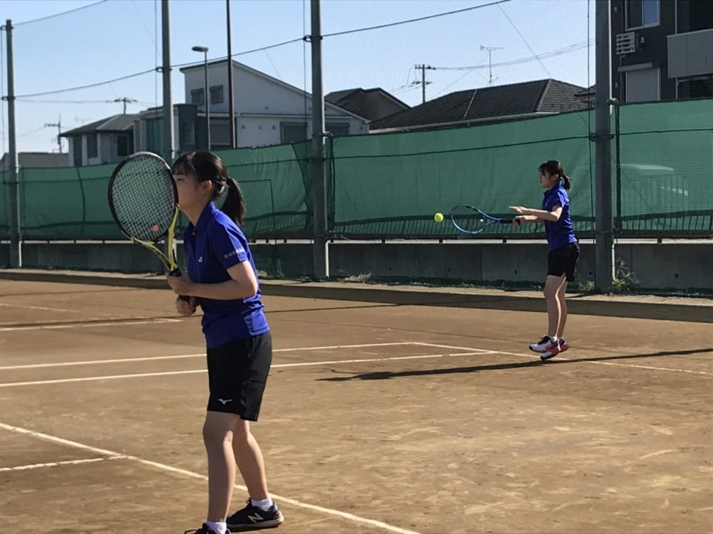 埼玉県テニス競技1年生大会