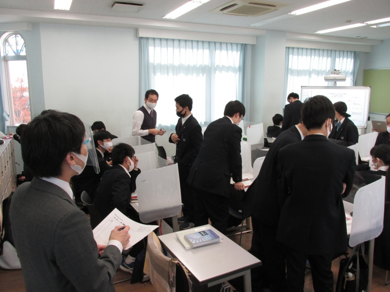 AL授業研修 公開授業プログラムを実施