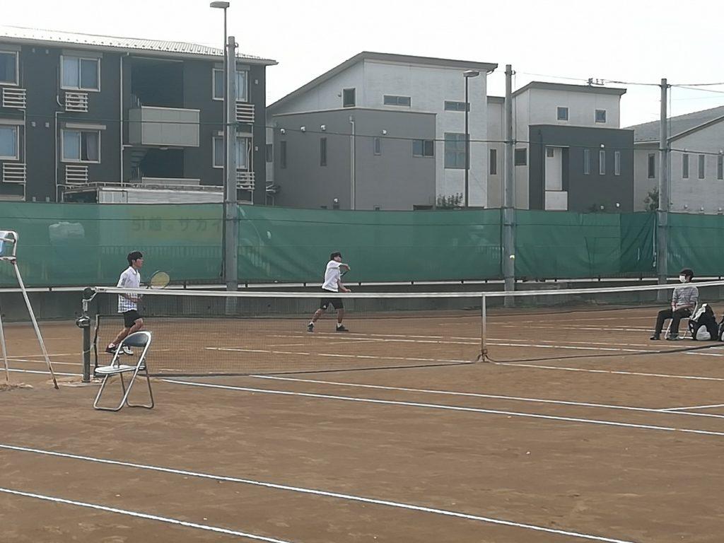 東部地区テニス競技 団体戦