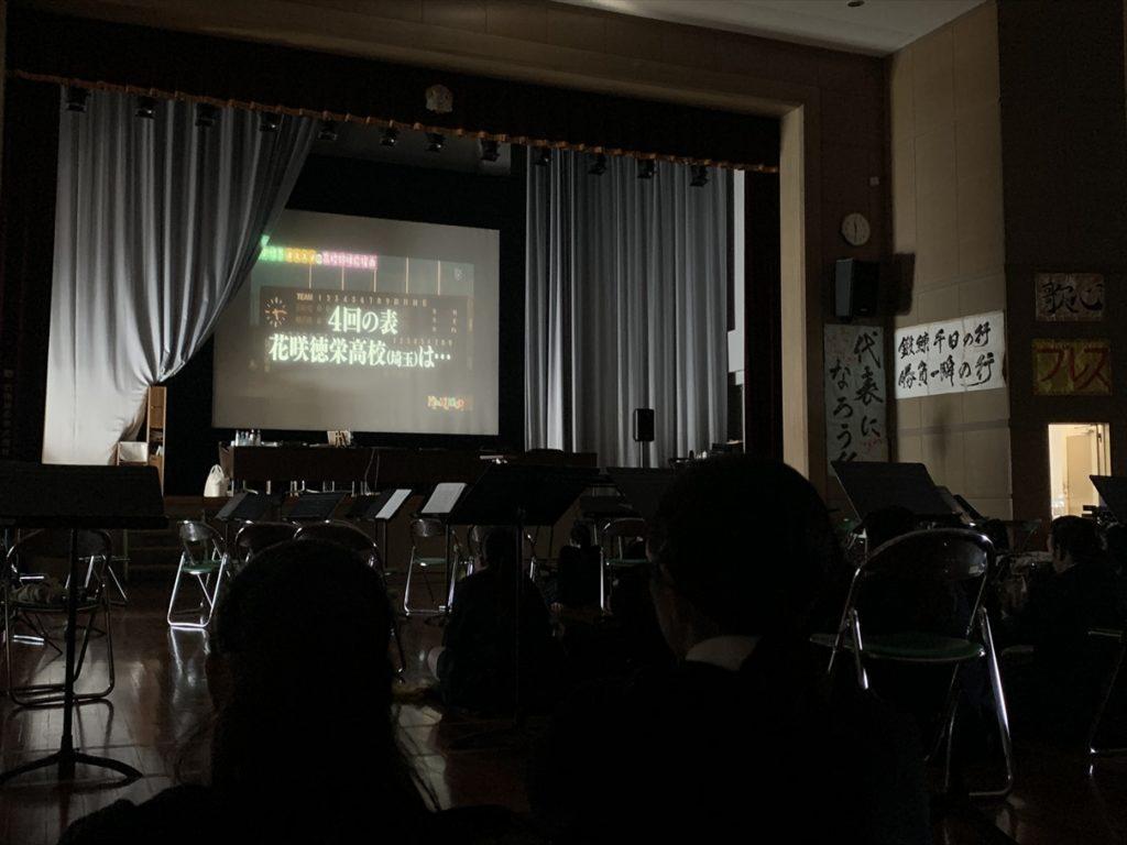 吹奏楽部、フジテレビ「KinKi Kidsのブンブブーン」出演 ~高校野球甲子園応援曲「オーメンズ・オブ・ラブ」、「サスケ」、「フラワー」を演奏~