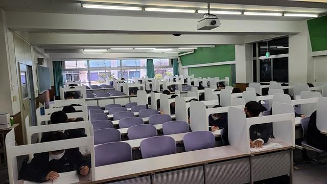 「第367回実用数学技能検定」を実施しました。