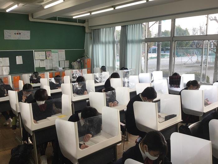 第3学年 大学入学共通テスト対策プログラム・直前演習実施