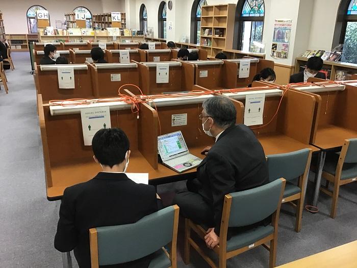 第3学年国公立大学出願指導