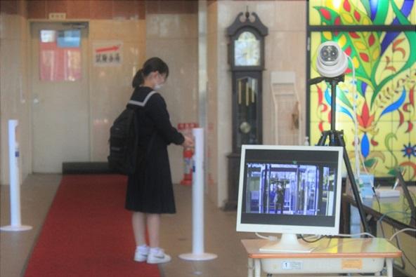令和3年度 花咲徳栄高等学校 第3回 入学者選抜試験実施