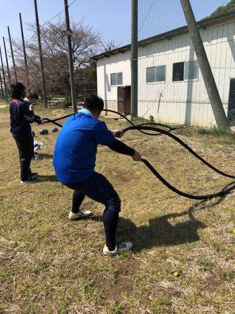 アメリカンフットボール部:練習再開しました。