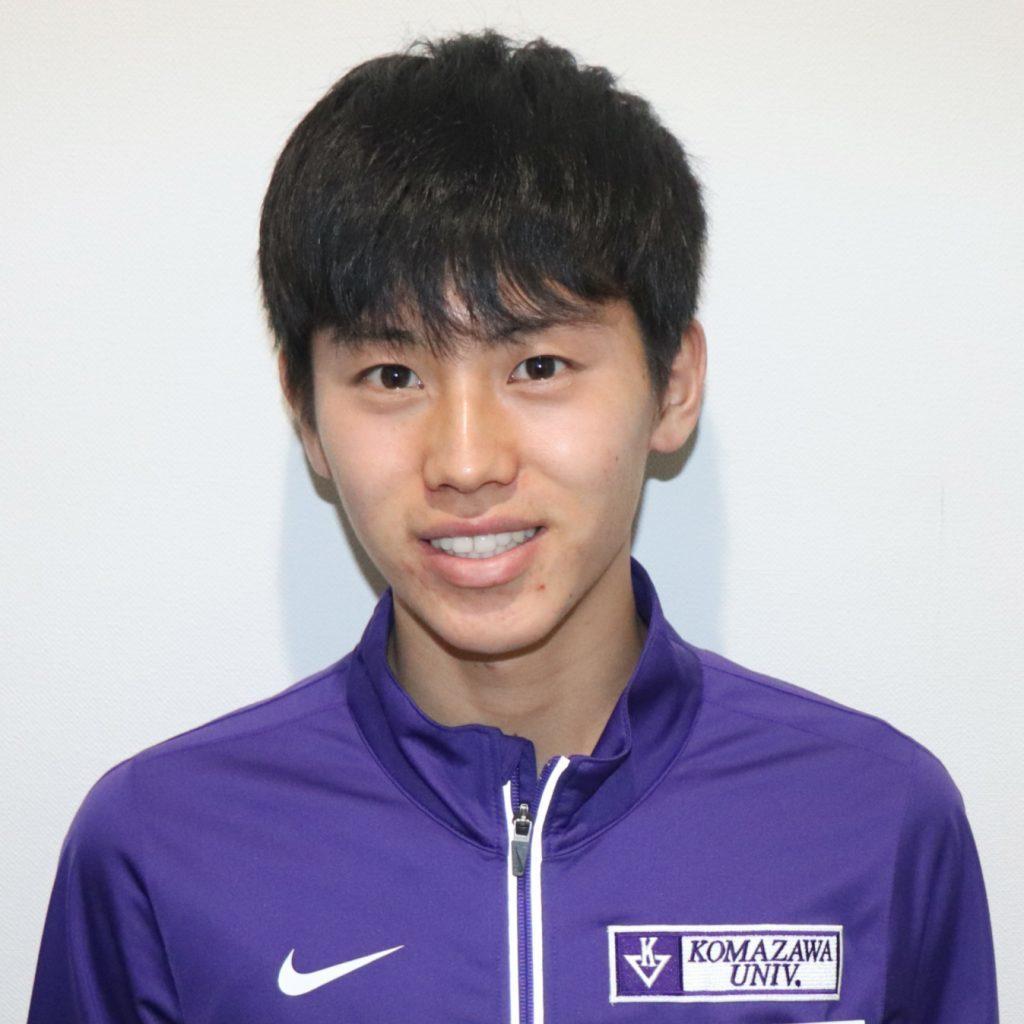 駅伝競走部卒業生唐澤拓海君、男子5000m 2020年度 日本人学生7位の好記録