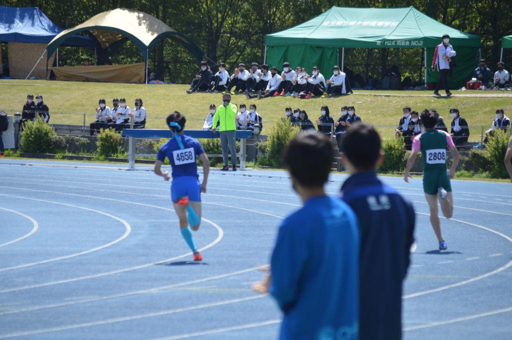 【陸上競技】インターハイ東部地区予選・結果