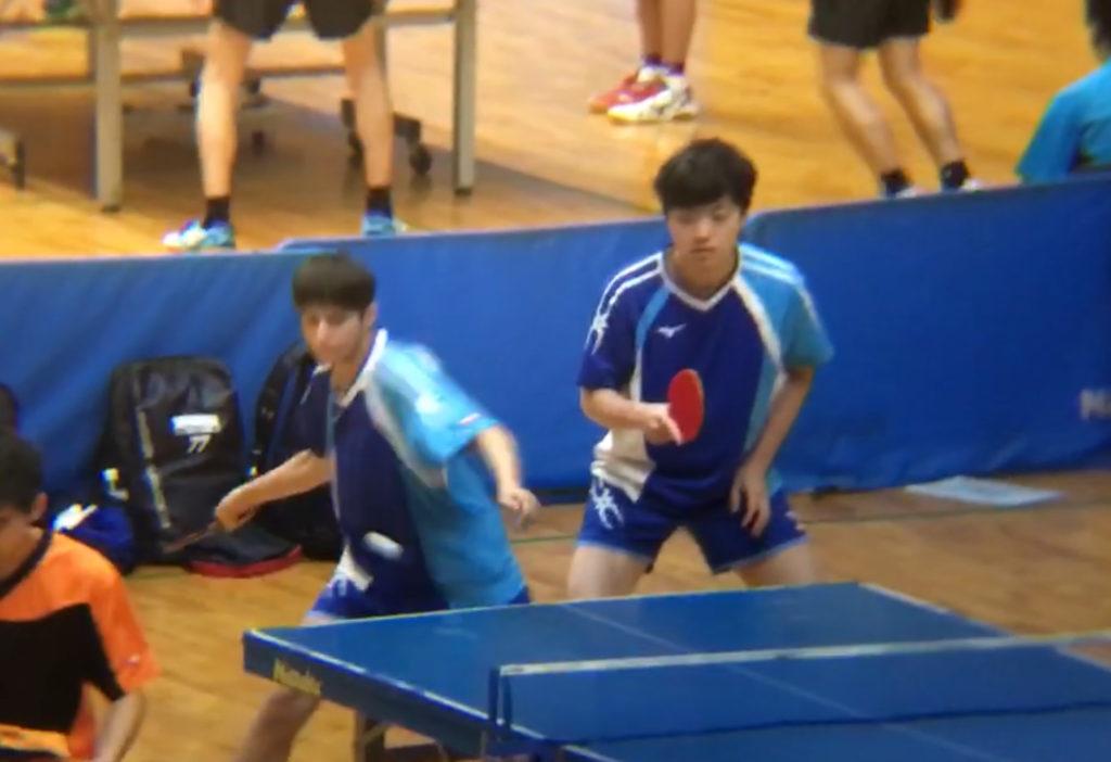 令和3年度 関東高校卓球大会東部地区予選会結果