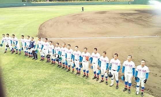 春季高校野球埼玉県大会準々決勝 ~3戦連続5回コールドで4強入り~