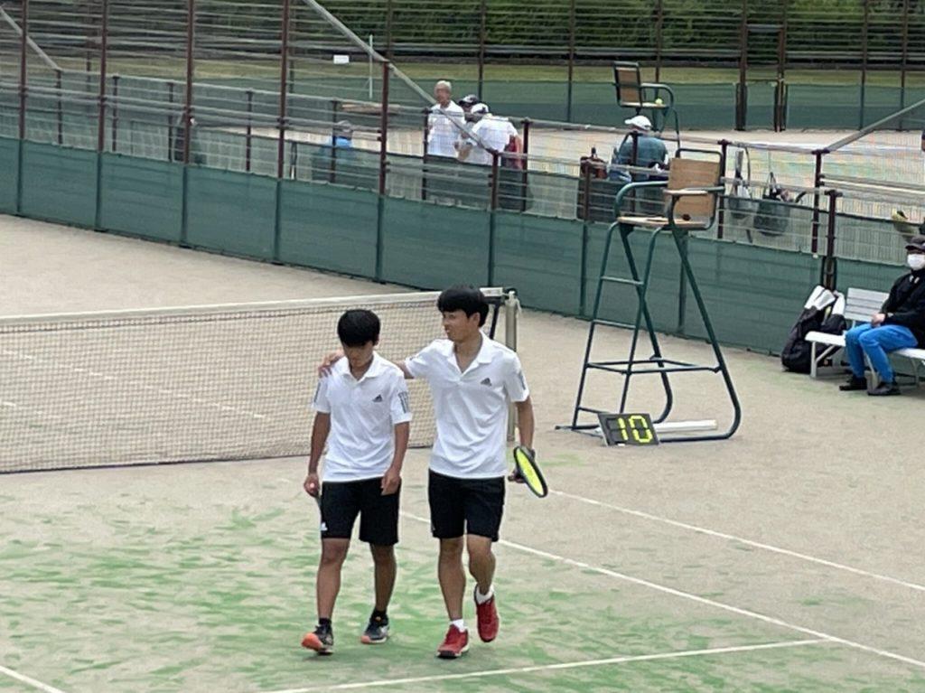 埼玉県大会テニス競技団体戦  ~惜しくも3回戦で敗退~