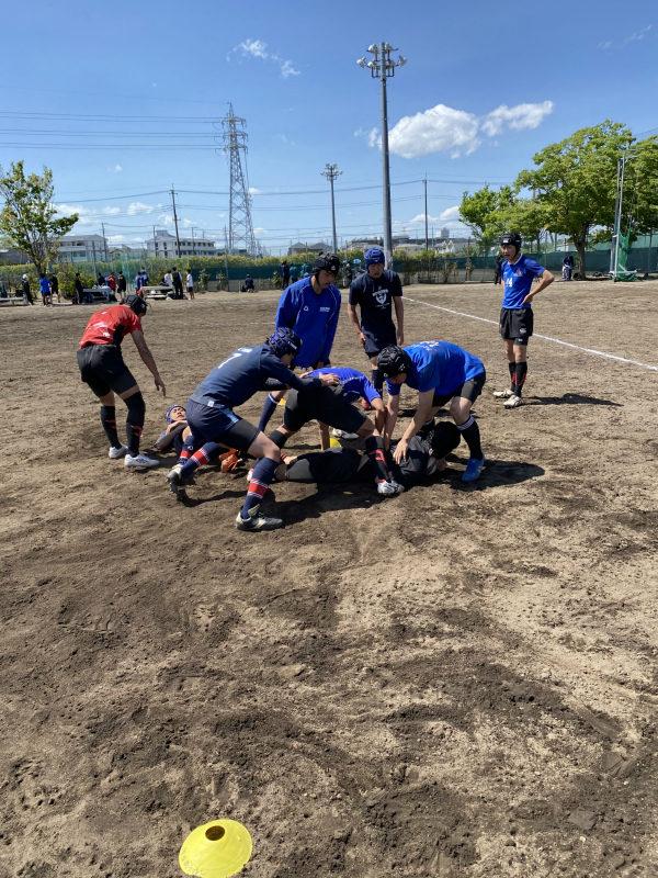 関東大会県予選1回戦