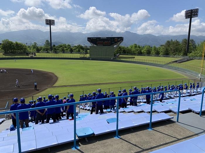 春季関東高校野球大会準々決勝 ~春季関東ベスト8、15安打を放つが8対10で惜敗~
