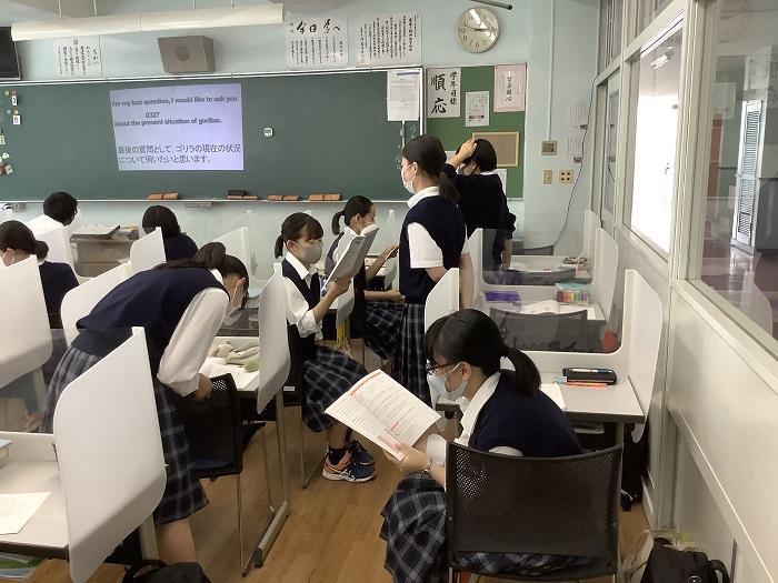豊かな未来を創造する授業紹介① ~アドバンスコース選抜進学クラス~