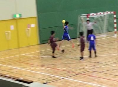 令和3年度 学校総合体育大会 ハンドボール県予選