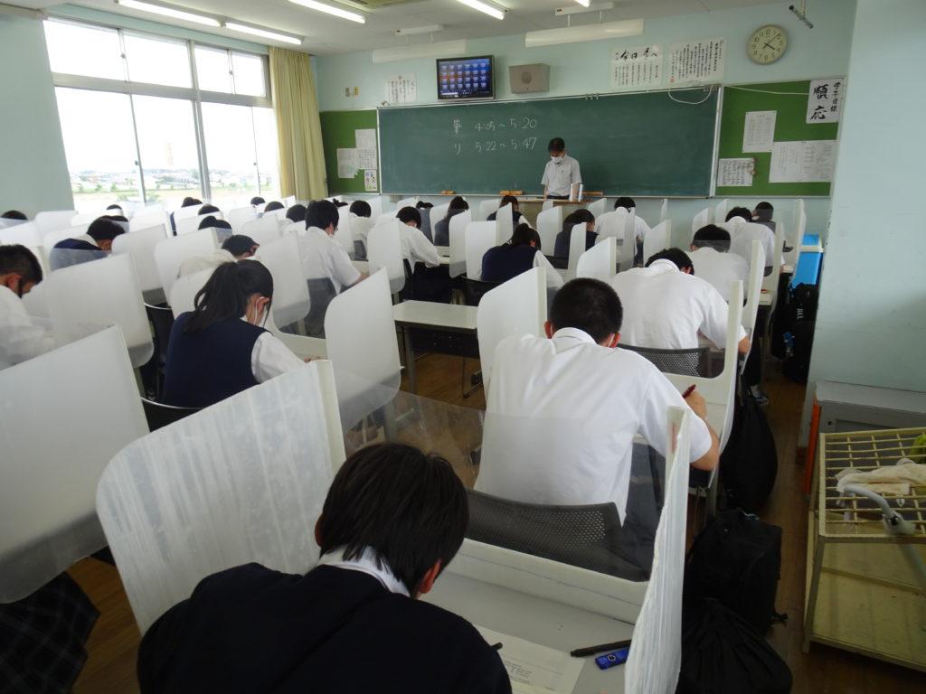 総勢300名以上!第1回実用英語技能検定を実施しました